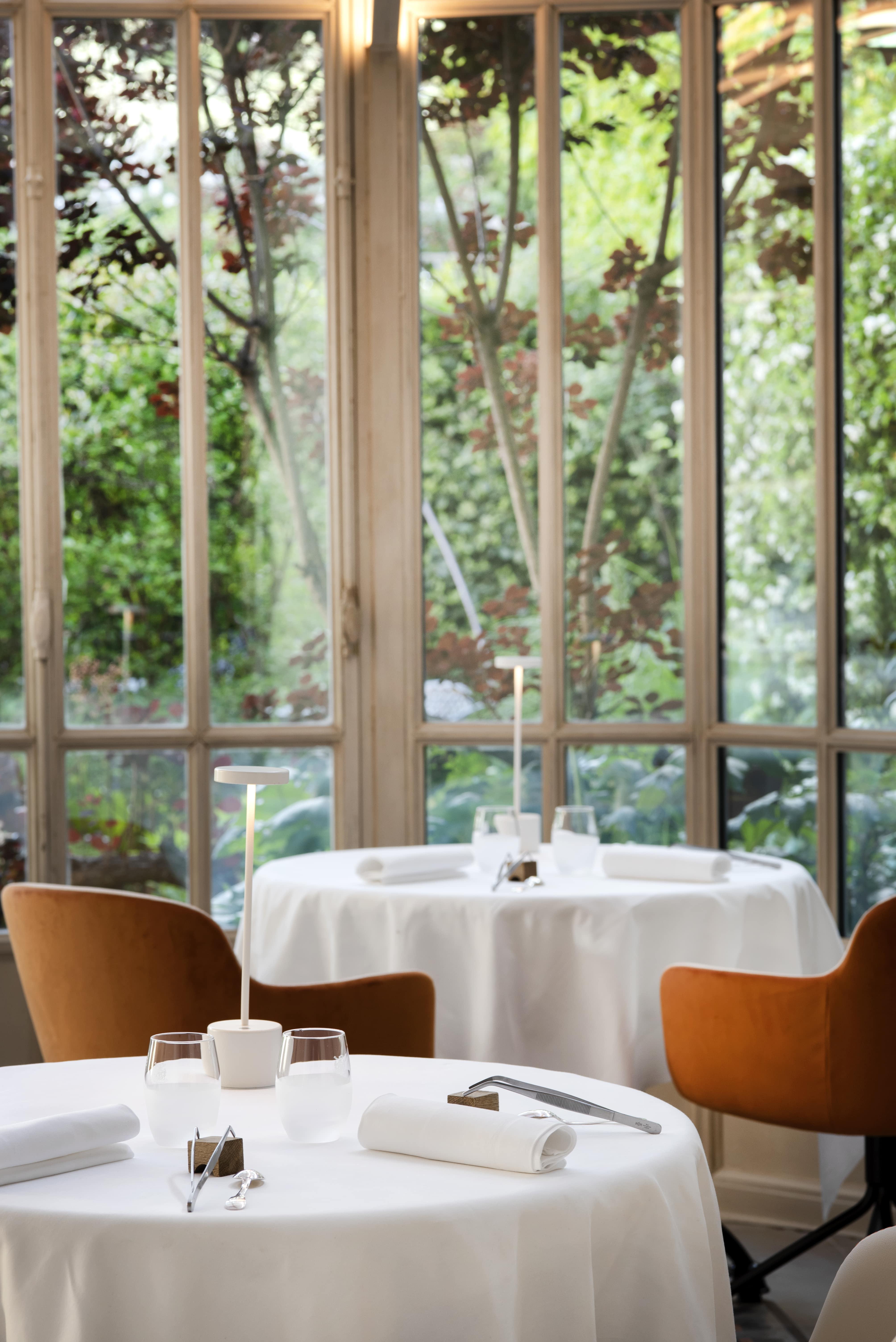 moment de détente au restaurant Clair Plume à Grignan