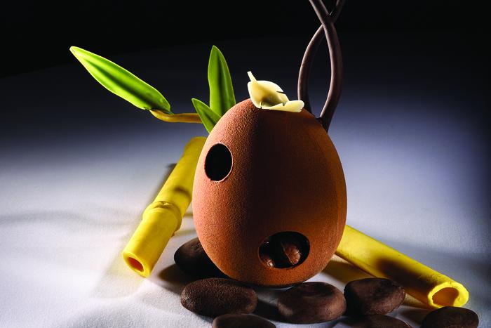 Cluizel chocolatier partenaire clair de la plume