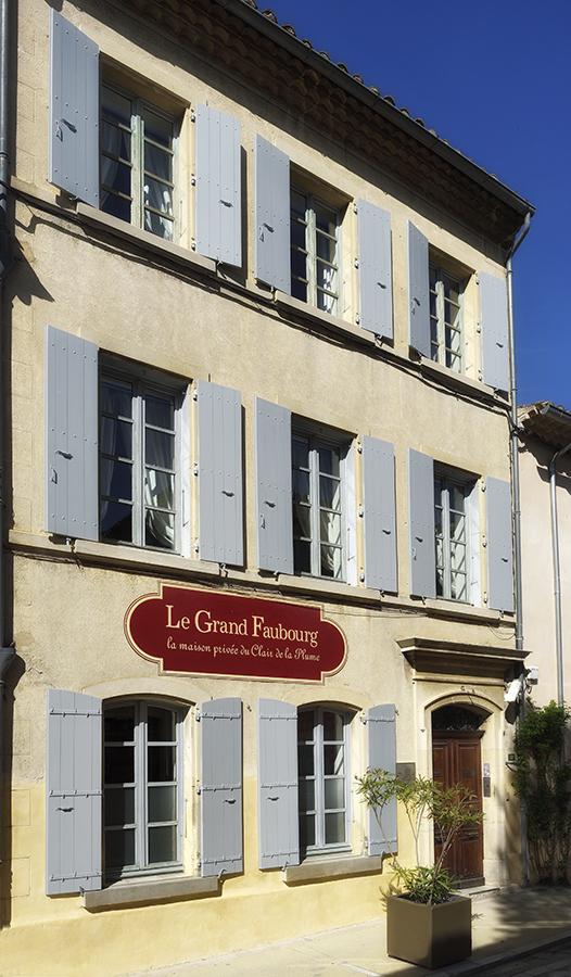 maison privée Grand Faubourg du clair de la plume