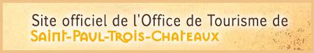 tourism office saint paul trois chateaux